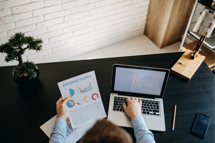 3 outils pour être productif en télétravail